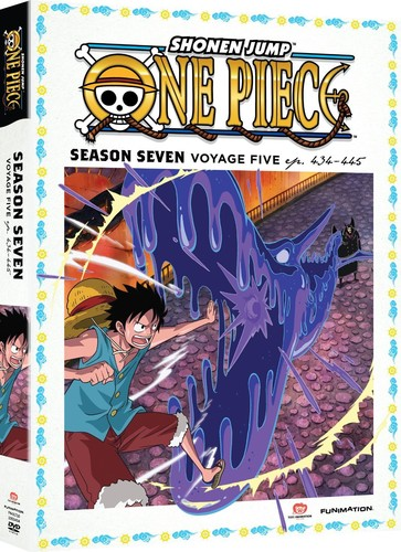 One Piece: Season Seven, Voyage Five
