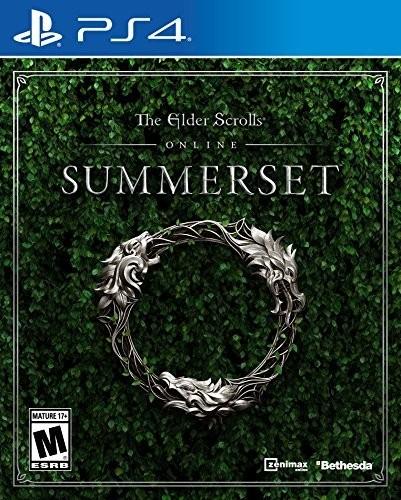 Ps4 Elder Scrolls Online: Summerset - Elder Scrolls Online: Summerset