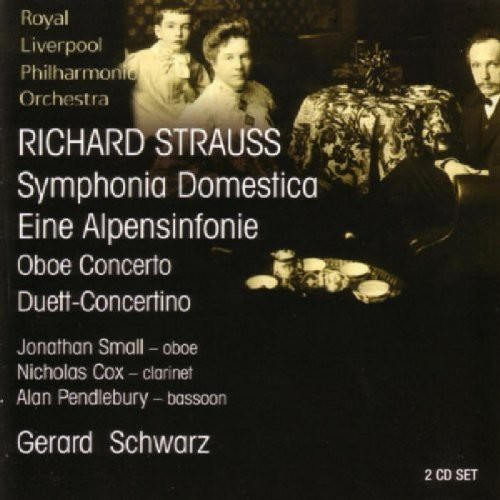 Symphonia Domestica /  Eine Alpensinfonie