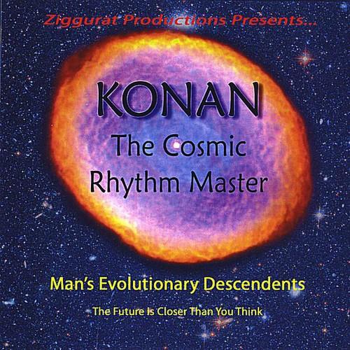 Man's Evolutionary Descedents-The Future Is Closer