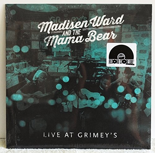 Madisen Ward and The Mama Bear - Live At Grimey's