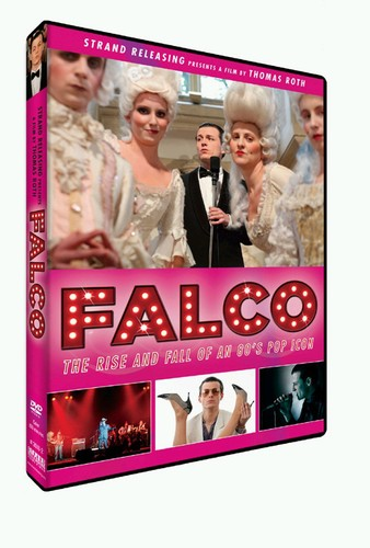 Falco: Rise and Fall of an 80's Pop Icon
