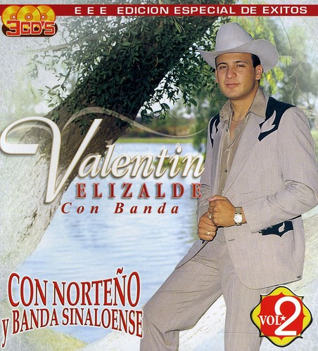 Banda Sinaloense Y Norteno [With O-Card]