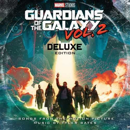 Guardians of the Galaxy, Vol. 2: Awesome Mix, Vol. 2 (Songs From the Motion Picture--Deluxe Edition)