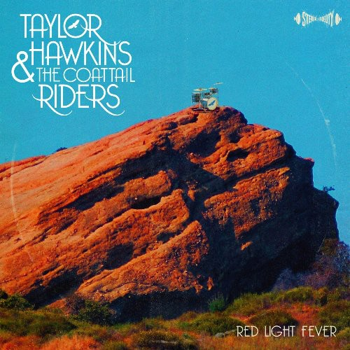 Taylor Hawkins & the Coattail Riders - Red Light Fever [LP]