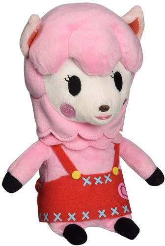 "- Little Buddy Animal Crossing Reese 8"" Plush"