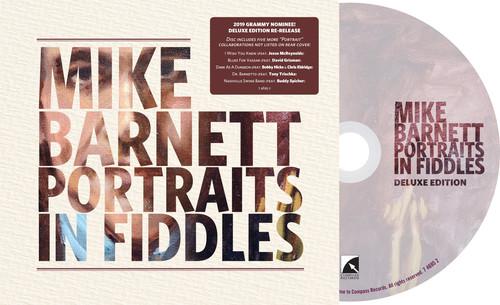 Mike Barnett - Portraits In Fiddles