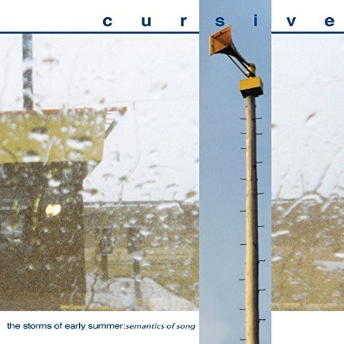 Cursive - The Storms Of Early Summer: Semantics Of Song [Clear w/ Smoke LP]