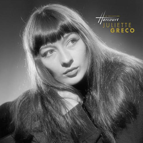 Juliette Greco - La Collection Harcourt