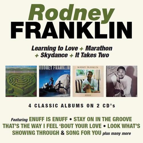 Rodney Franklin - Learning To Love / Marathon / Skydance / It Takes