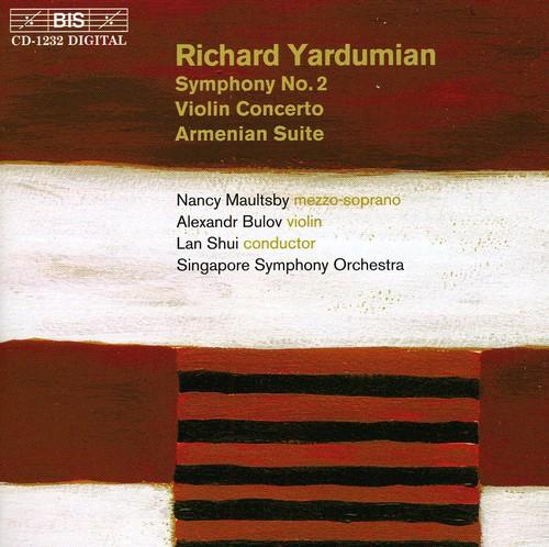 Symphony 2 /  Violin Concerto /  Armenian Suite