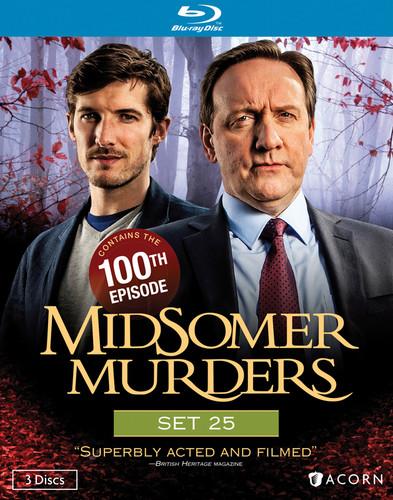 Midsomer Murders Set 25