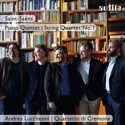 Saint-saens: Piano Quintet /  String Quartet 1