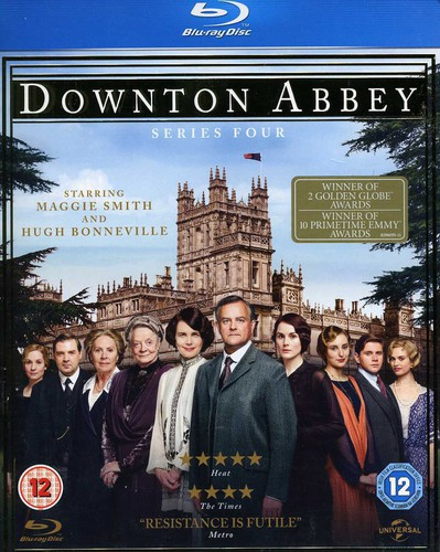 Downton Abbey-Series 4 [Import]