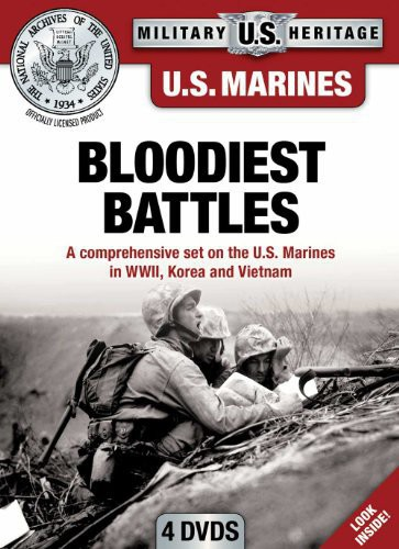 U.S. Marines: Bloodiest Battles [Import]