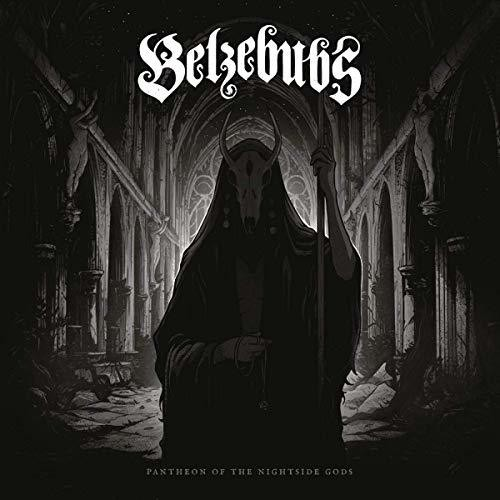 Belzebubs - Pantheon Of The Nightside Gods [Import Limited Edition LP]