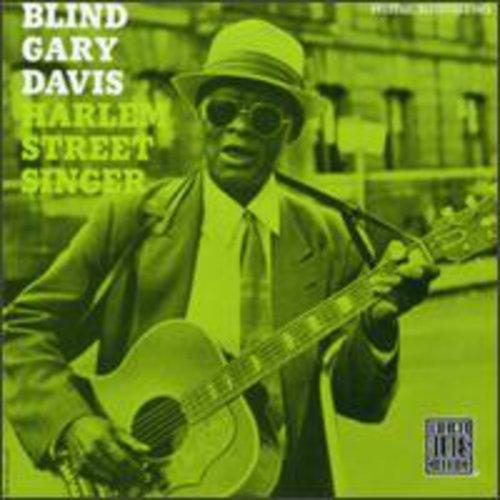 Reverend Gary Davis - Harlem Street Singer