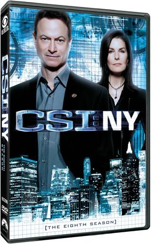 CSI: NY: The Eighth Season