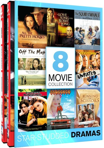 8 Movie Collection: Star Studded Dramas