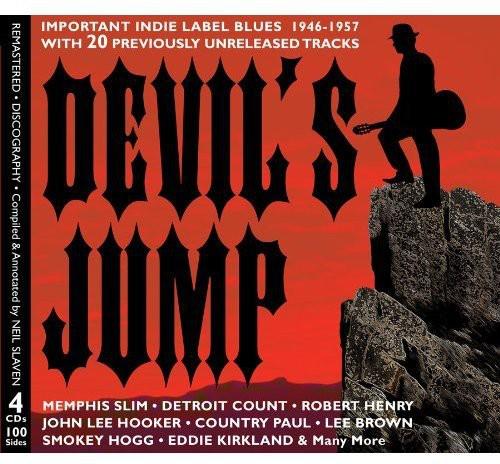 Devils Jump-Indie Label Blues 1946 - Devil's Jump-Indie Label Blues 1946-