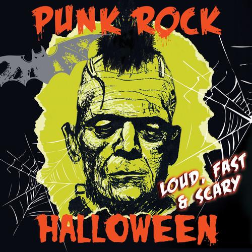 Punk Rock Halloween - Punk Rock Halloween - Loud Fast & Scary [LP]