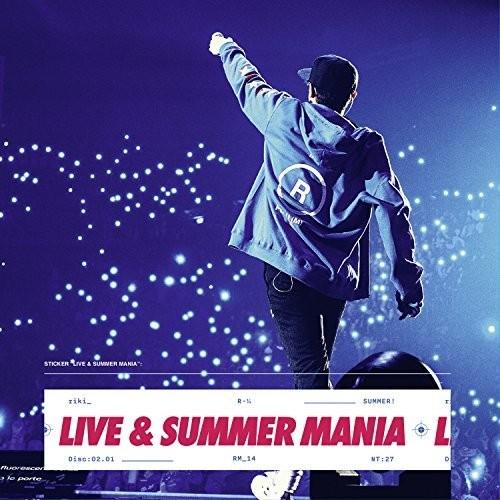 Live & Summer Mania [Import]