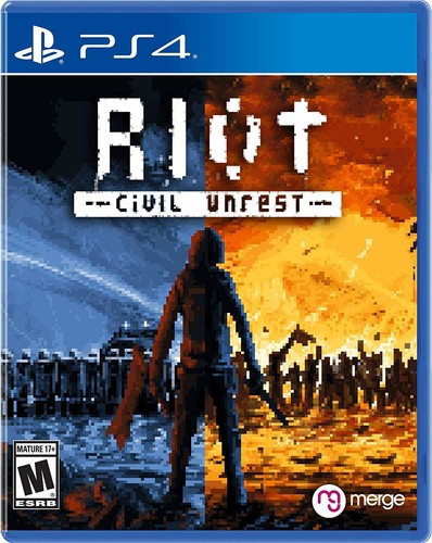 - Riot for PlayStation 4