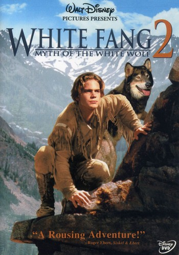 White Fang 2: Myth of the White Wolf