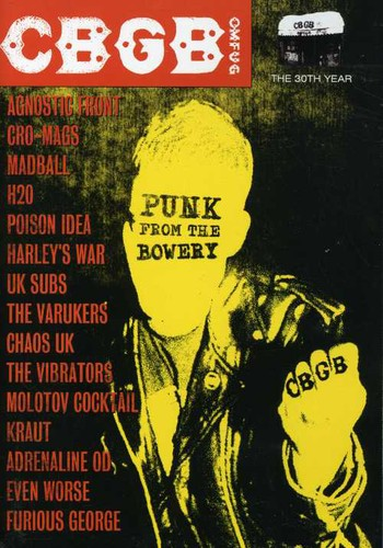 CBGB: Punk From the Bowery