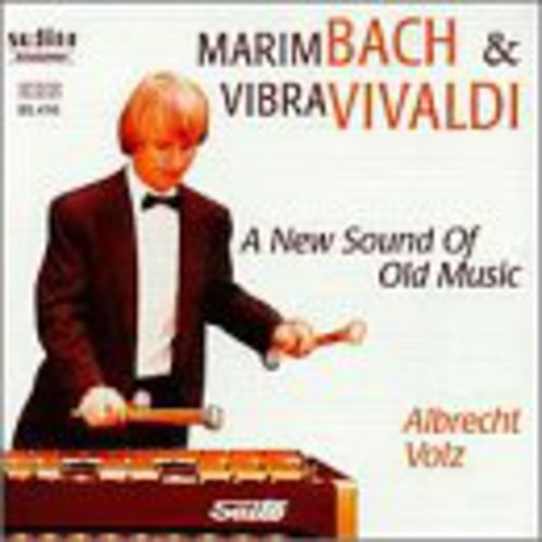 Marimbach & Vibravivaldi a New Sound of Old Music