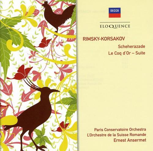 Eloq: Rimsky-Korsakov - Scheherazade /  Le Cog D'or