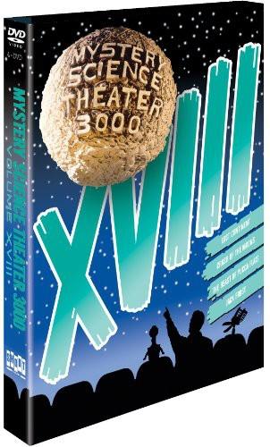 Mystery Science Theater 3000 - Mystery Science Theater 3000: XVIII