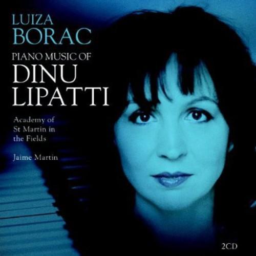 Piano Music of Dinu Lipatti