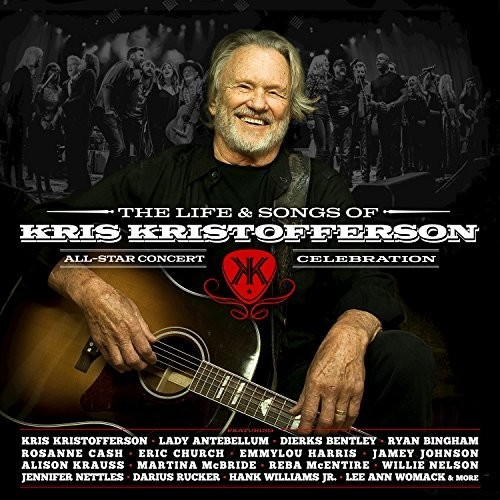 The Life & Songs Of Kris Kristofferson (Various Artists)