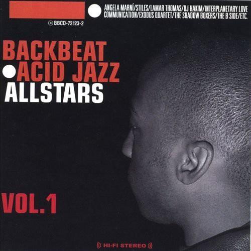 Backbeat Acid Jazz Allstars 1 /  Various