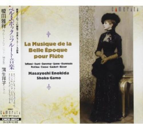 Musique de la Belle Epoque Pour Flute