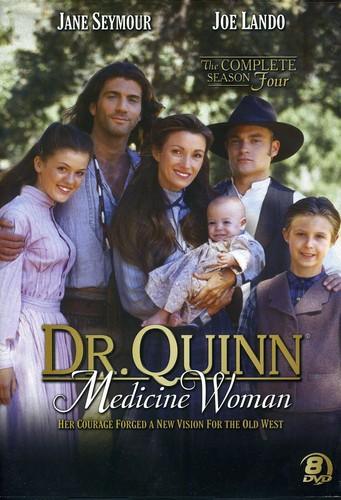 Dr Quinn Medicine Woman: The Complete Season Four