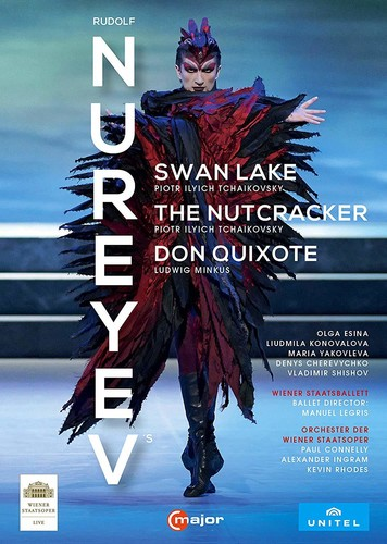 Nureyev Box /  Swan Lake /  Nutcracker /  Don Quixote