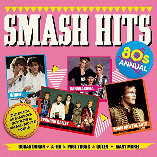 Smash Hits 80s Annual /  Various [Import]