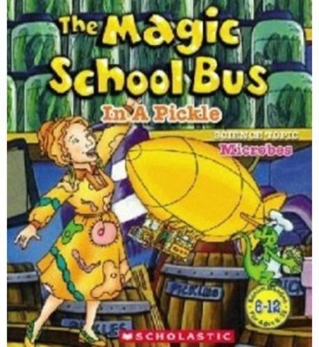 The Magic School Bus: In a Pickle