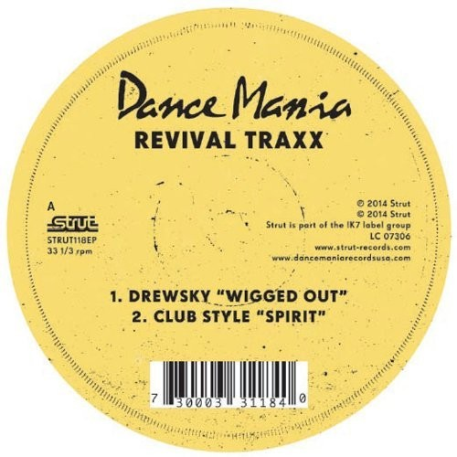 - Dance Mania: Revival Traxx / Various