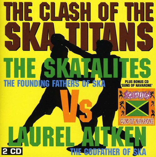 Clash of the Ska Titans [Import]