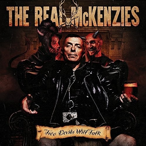 The Real Mckenzies - Two Devils Will Talk [Import]