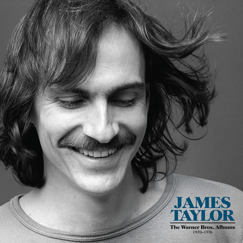 James Taylor - The Warner Bros. Albums: 1970-1976 [6CD]