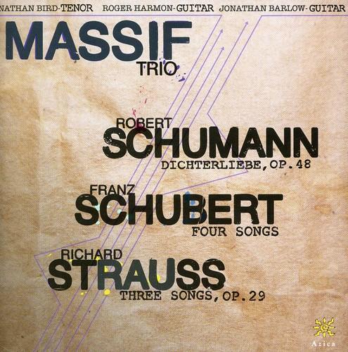 Schumann Schubert & Strauss
