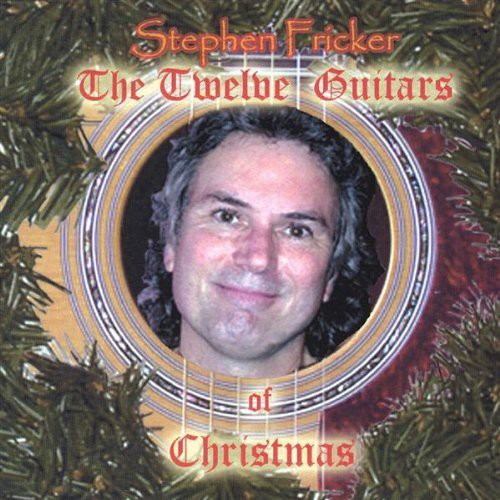 Twelve Guitars of Christmas