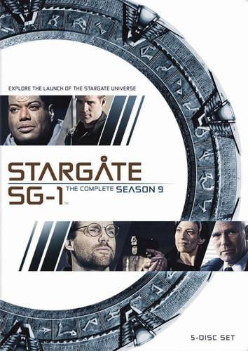 Stargate SG-1: The Complete Season 09