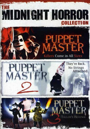 The Midnight Horror Collection: Puppet Master: Volume 1