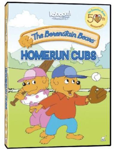 The Berenstain Bears: Home Run Cubs