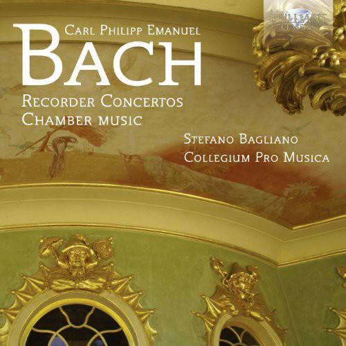Recorder Concertos & Chamber Music